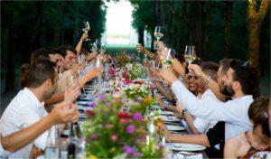 прикольные короткие тосты на свадьбу